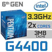 Intel Pentium Processor G4400 6th
