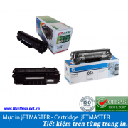 Mực in jETMASTER – Cartridge HP – Canon