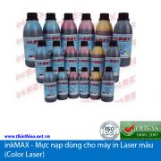 Mực nạp máy in Laser màu – ink Color laser