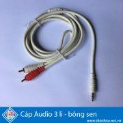 Cáp-Audio-3-li-ra-bong-sen